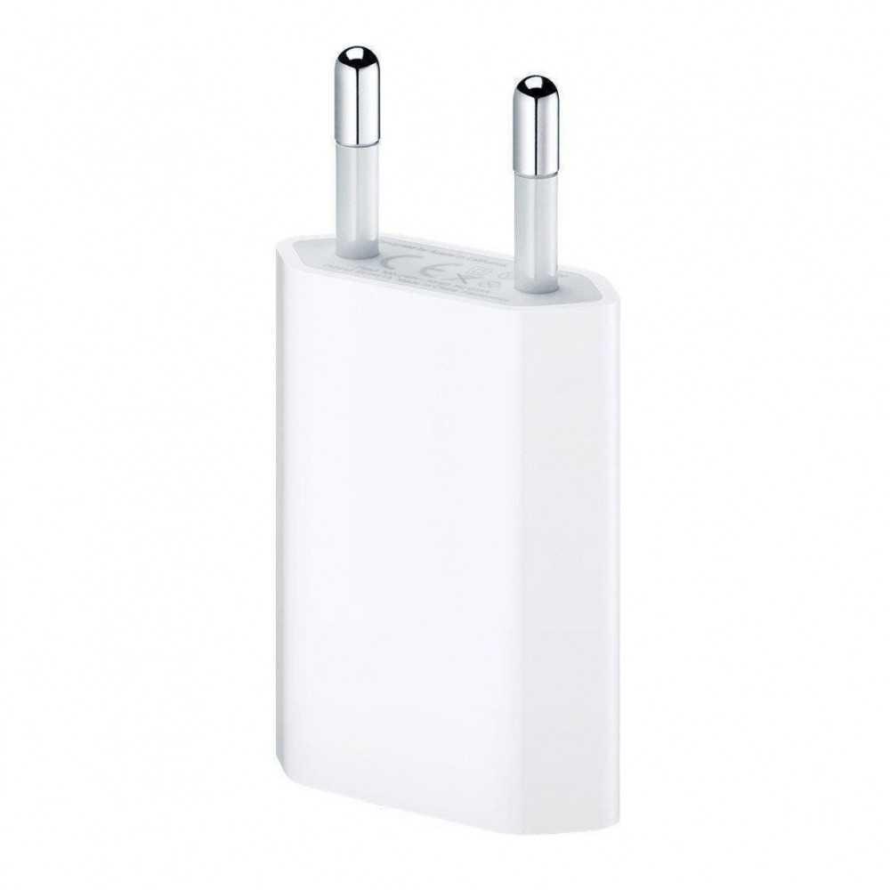 Apple 5W USB Power Adapter 2pin (MD813)