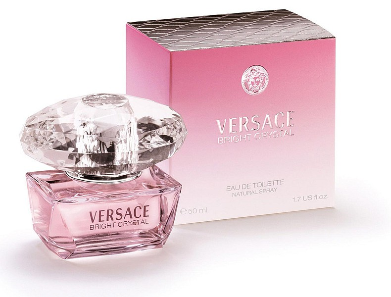 Versace Bright Crystal for Women Edt 50ml