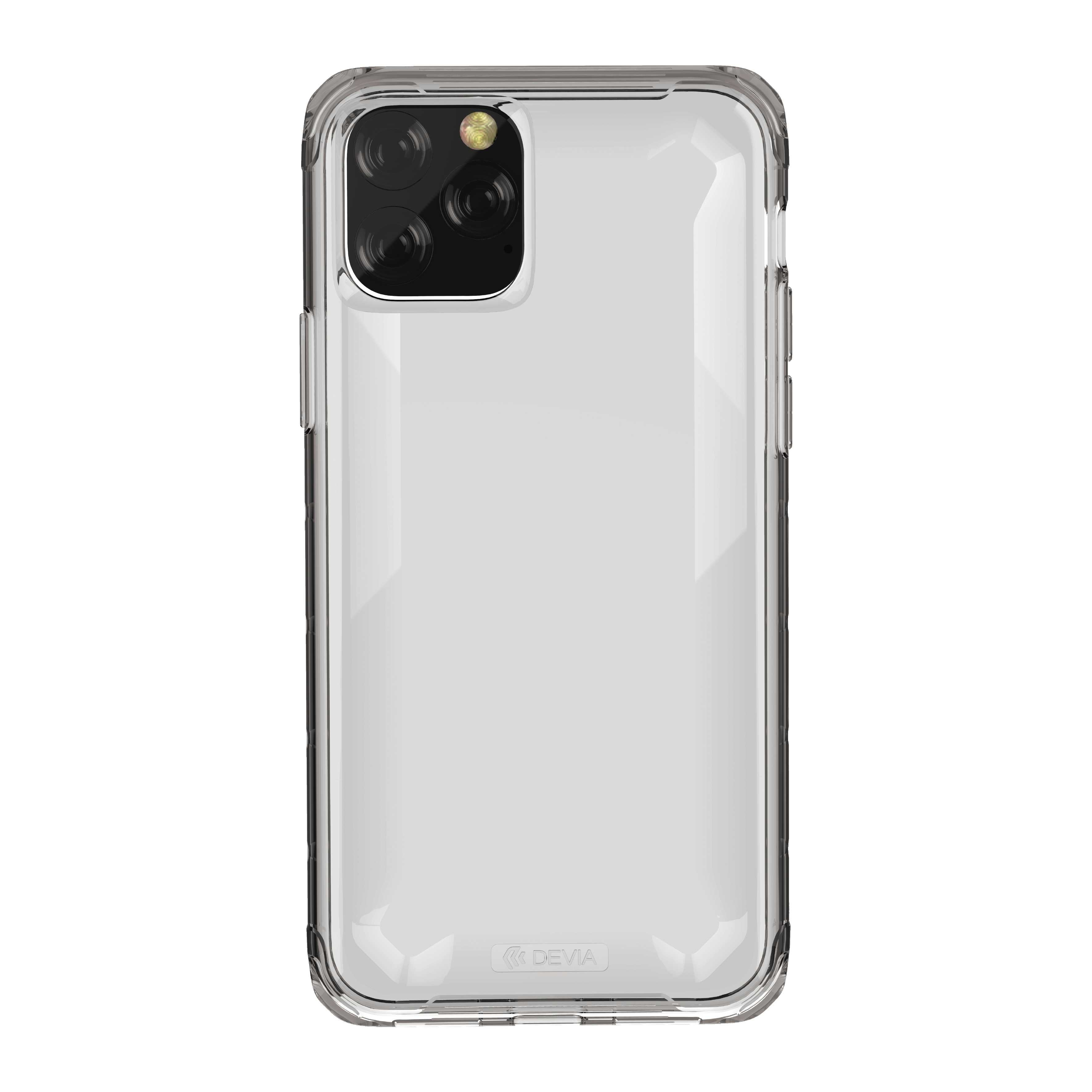 Devia Defender2 Series Case for Apple iPhone 11 Pro - Crystal Clear