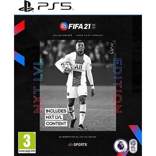 FIFA 21 NXT LVL EDITION for PlayStation 5