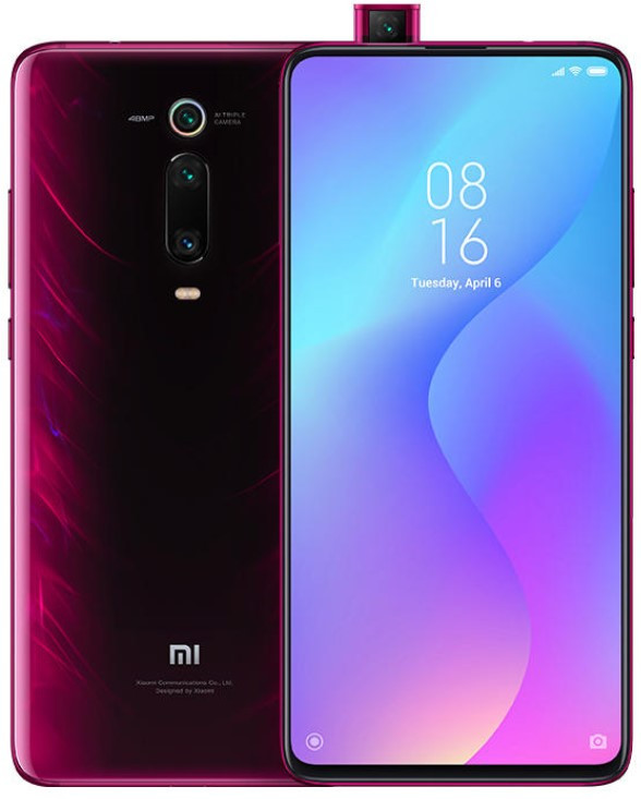 Xiaomi MI 9T Dual SIM - 128GB, 6GB RAM- Global Versia Red Flame