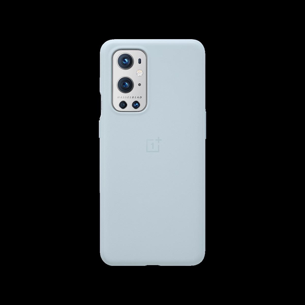 OnePlus 9 Pro Sandstone Bumper Case Rock Gray