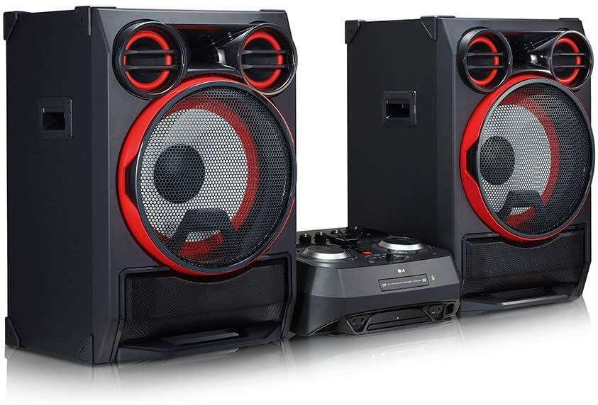 LG CK99 5000W LOUDR Hi-Fi Entertainment System with Karaoke Creator (2018)