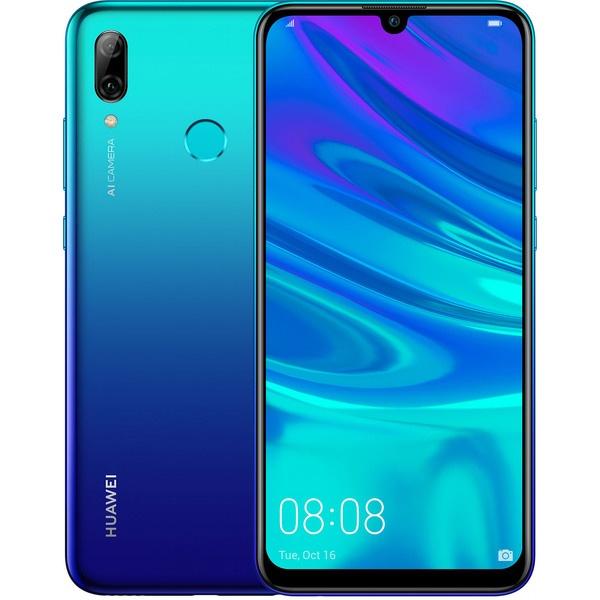 Huawei Y7 Prime 2019 Dual Sim - 32GB, 3GB RAM, 4G LTE, Aurora Blue