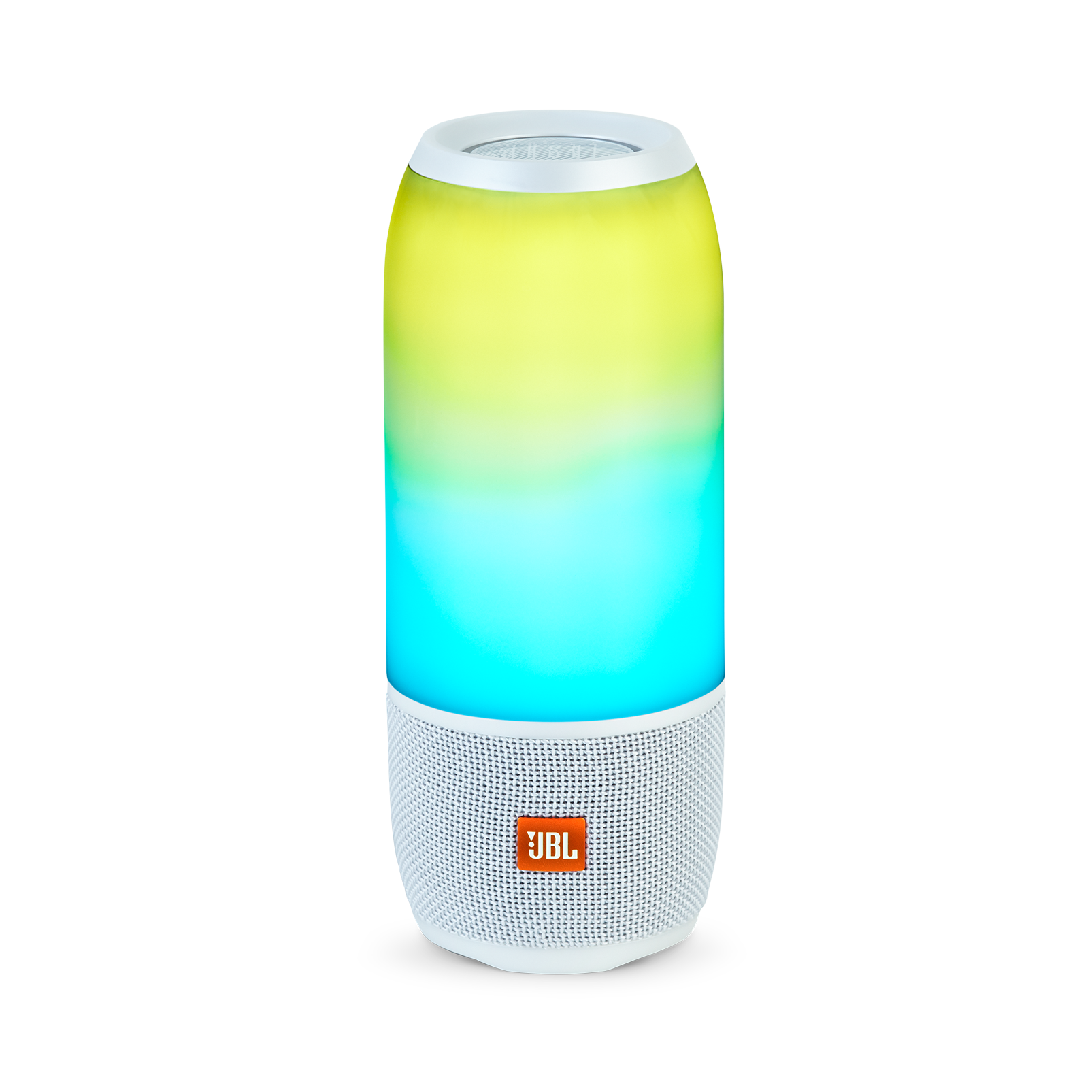 JBL Pulse 3 Portable Wireless Speaker - White (PULSE3-WH)