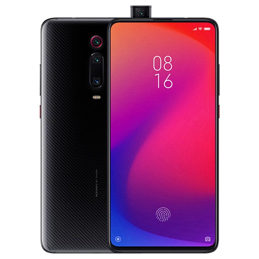 Xiaomi MI 9T Dual SIM - 64GB, 6GB RAM- Global Versia Carbon Black