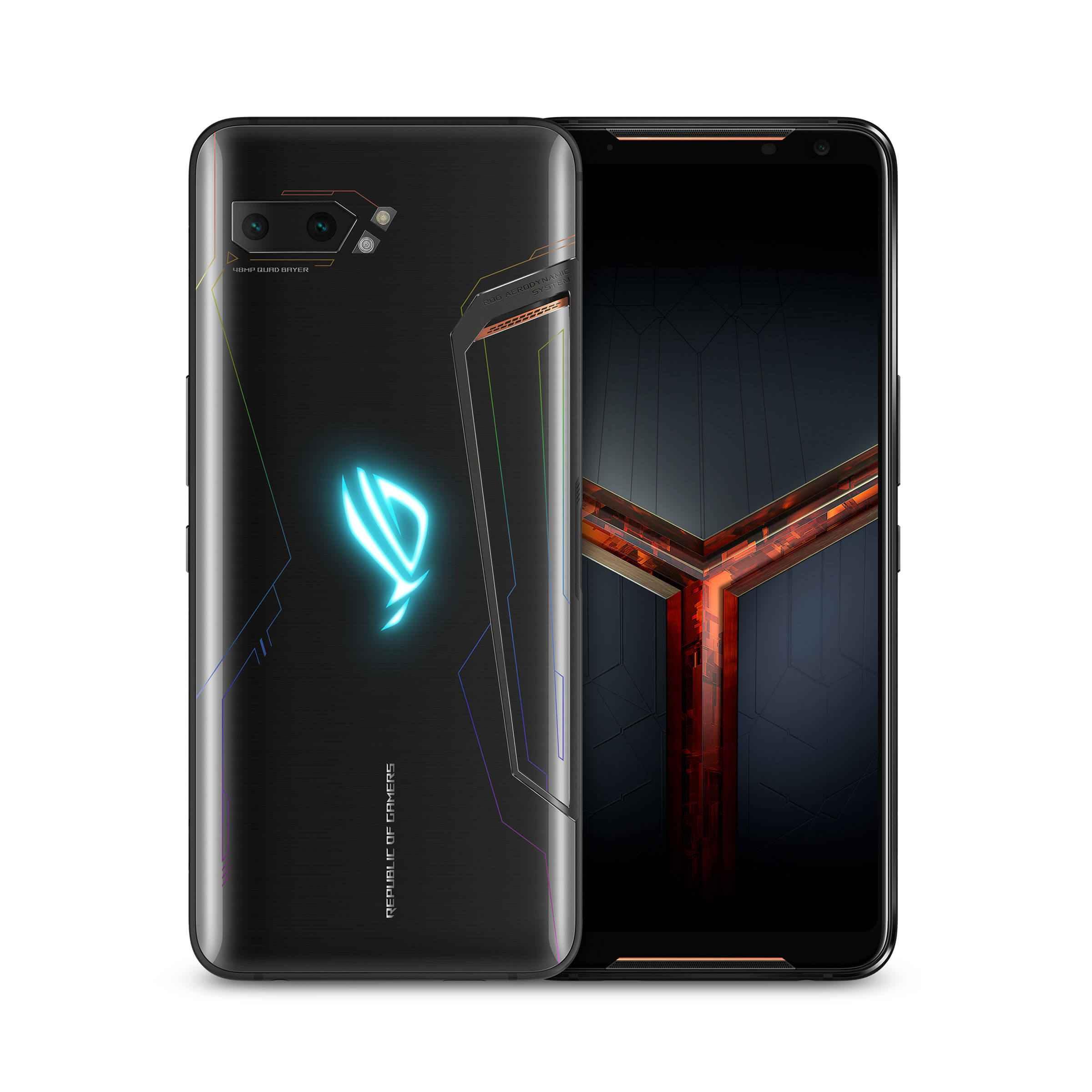 ASUS ROG 2 GAMING PHONE 12GB RAM, 512GB, 4G LTE BLACK