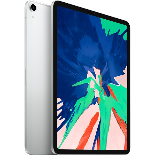 Apple iPad Pro 11-inch Wi-Fi + LTE 256GB Silver (2018)