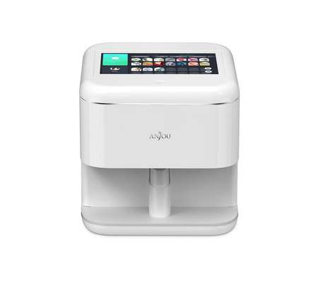 ANJOU mobile nail printer Manicure Transmission Picture Photo Pattern Color Printing advanced Nail Art Equipment
