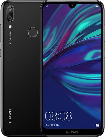 Huawei Y7 Prime 2019 Dual Sim - 32GB 3GB RAM 4G LTE Black