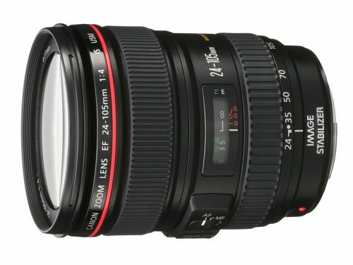Canon EF 24-105mm f/4L IS USM Lens STM