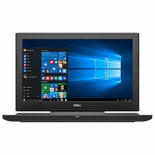 Dell Inspiron 15 7577 Gaming Laptop with Windows VR (15.6 Inch FHD Display, Intel Core i5-7300HQ 2.5GHz, 8GB RAM, 256GB SSD, NVIDIA GTX 1060 6GB, Windows 10)