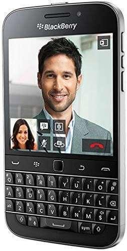 Blackberry Classic Q20-16GB, 2GB RAM, 4G LTE, Black