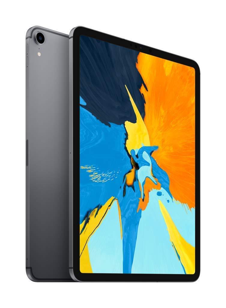 Apple iPad Pro 11-inch Wi-Fi +LTE 512GB Space Gray (2018)