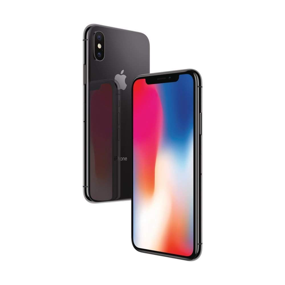 Apple iPhone X with FaceTime - 256GB, 4G LTE, Space Gray