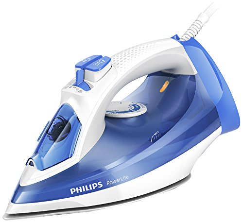 Philips PowerLife Steam Iron - GC2990, Blue