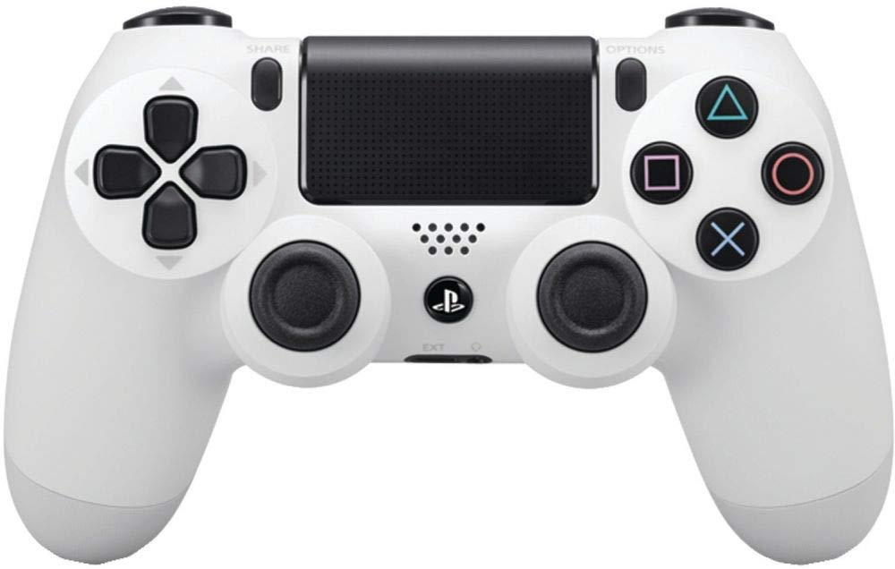 Sony PlayStation 4 DualShock 4 Wireless Controller White