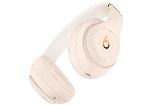Beats Studio 3 Wireless Headphone Porcelain Rose A1914 Prs