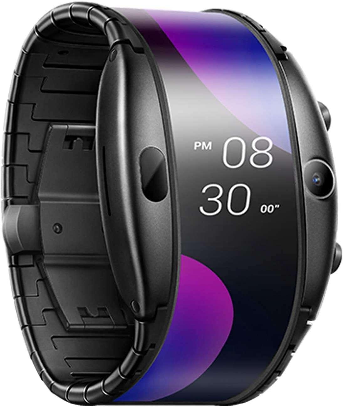 ZTE Nubia Alpha Smart Watch 4.01