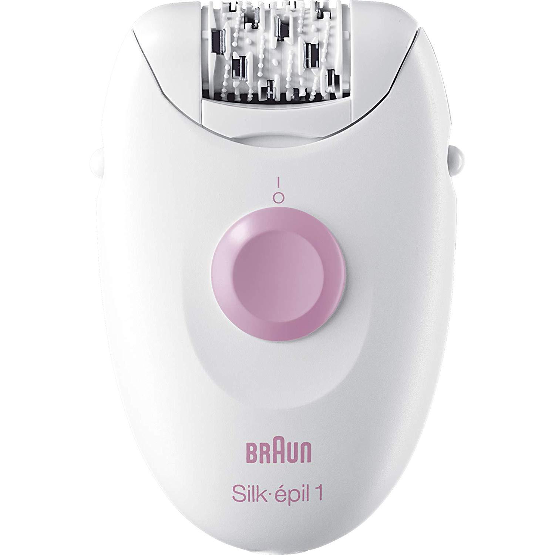 Braun Silk-épil 1 1-170 Epilator - Pink