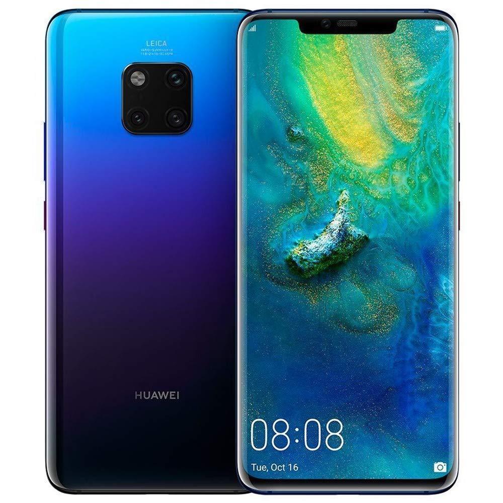 Huawei Mate 20 Pro Dual Sim - 128GB, 4G LTE, Twilight