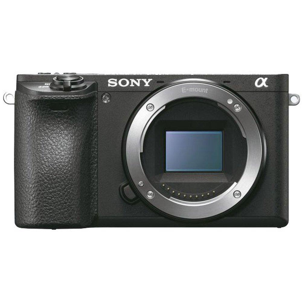 Sony Alpha a6500 Mirrorless Digital Camera Body Only (Black)