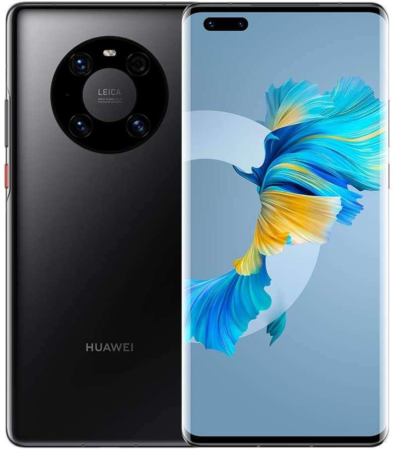 Huawei Mate 40 Pro 5G Dual SIM, 256GB, 8GB RAM Black