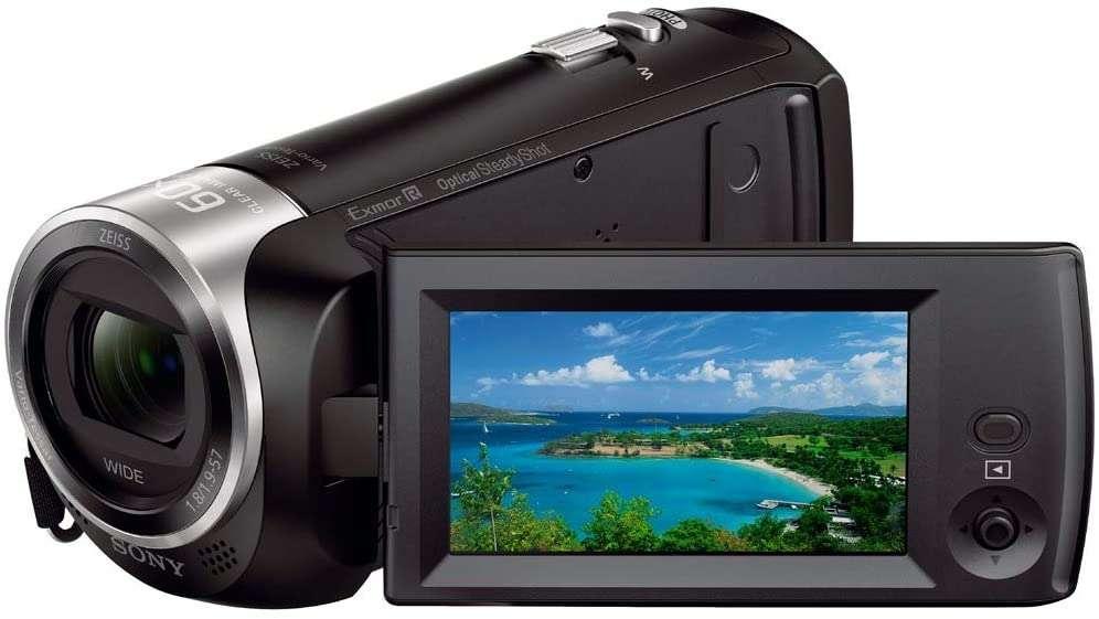 Sony HDR CX 405 9.2MP, Full HD Camcorder, Black