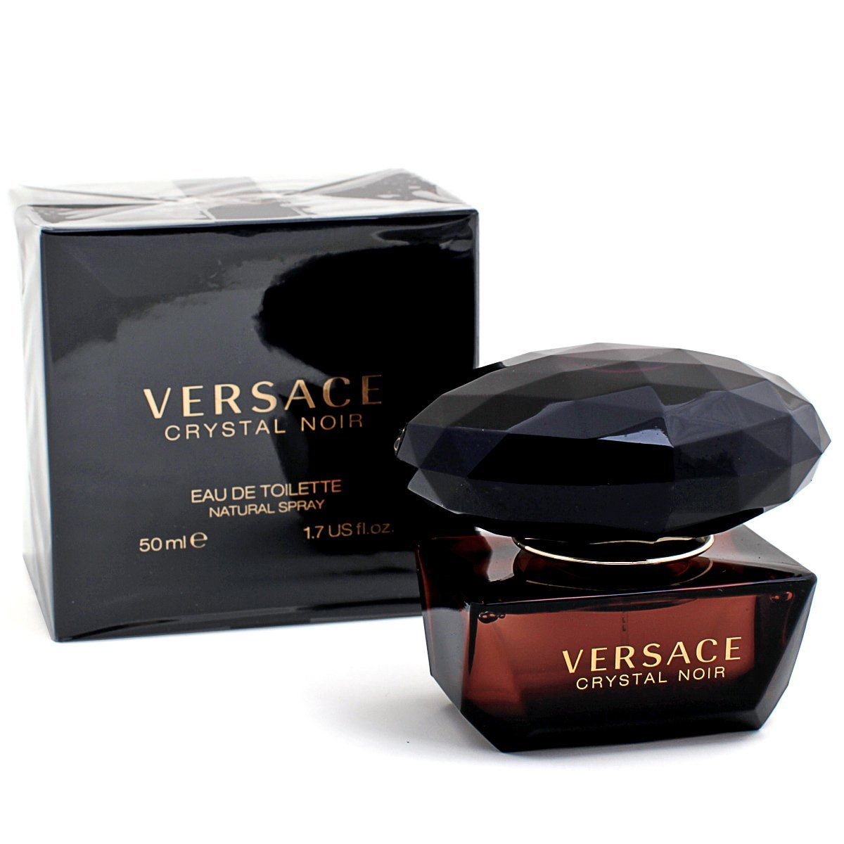 Versace Crystal Noir for Women Edt 50ml