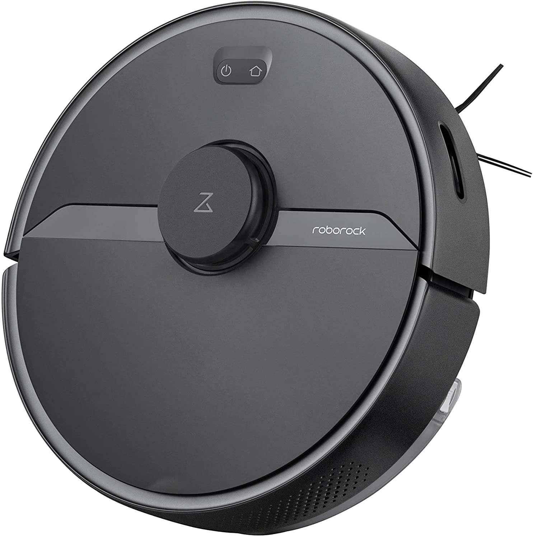 Xiaomi Roborock S6 Pure Vacuum Cleaner Black