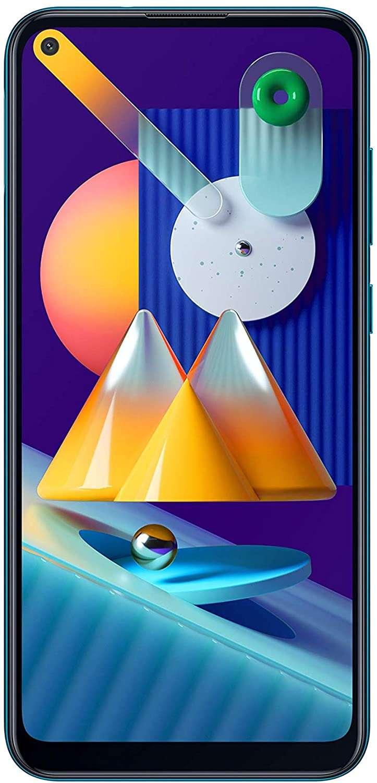 Samsung Galaxy M11 Dual SIM - 32GB 3GB RAM 4G LTE - Metallic Blue