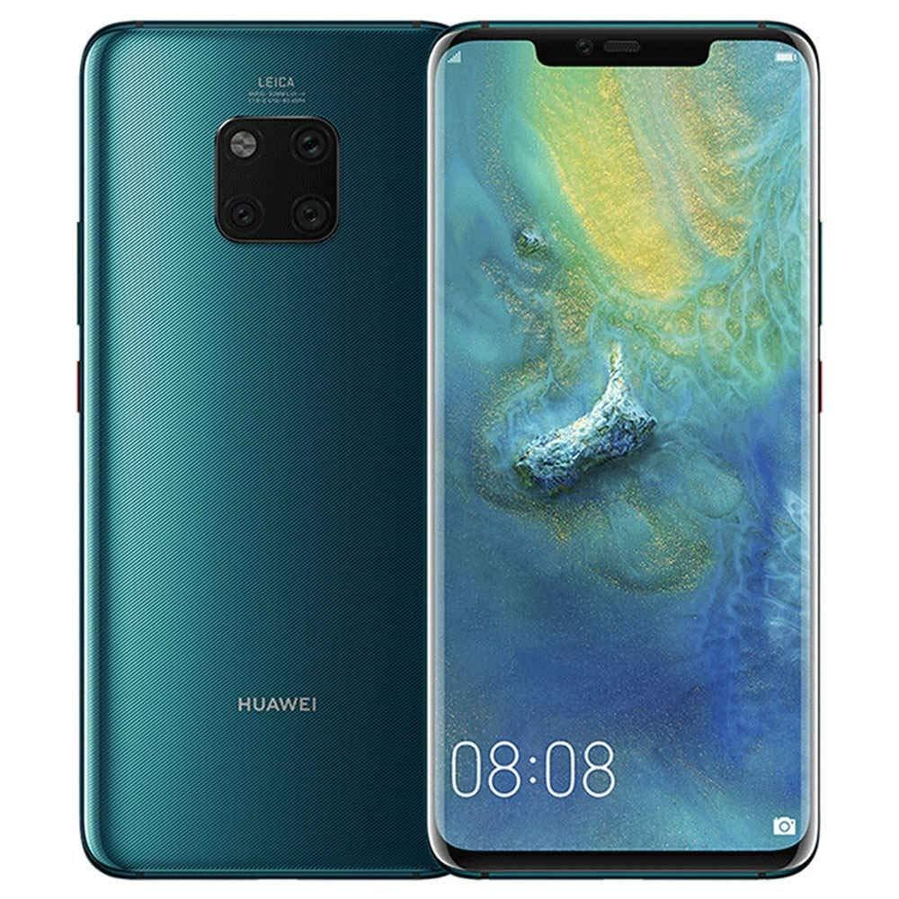 Huawei Mate 20 Pro Dual Sim - 128GB, 4G LTE, Emerald Green