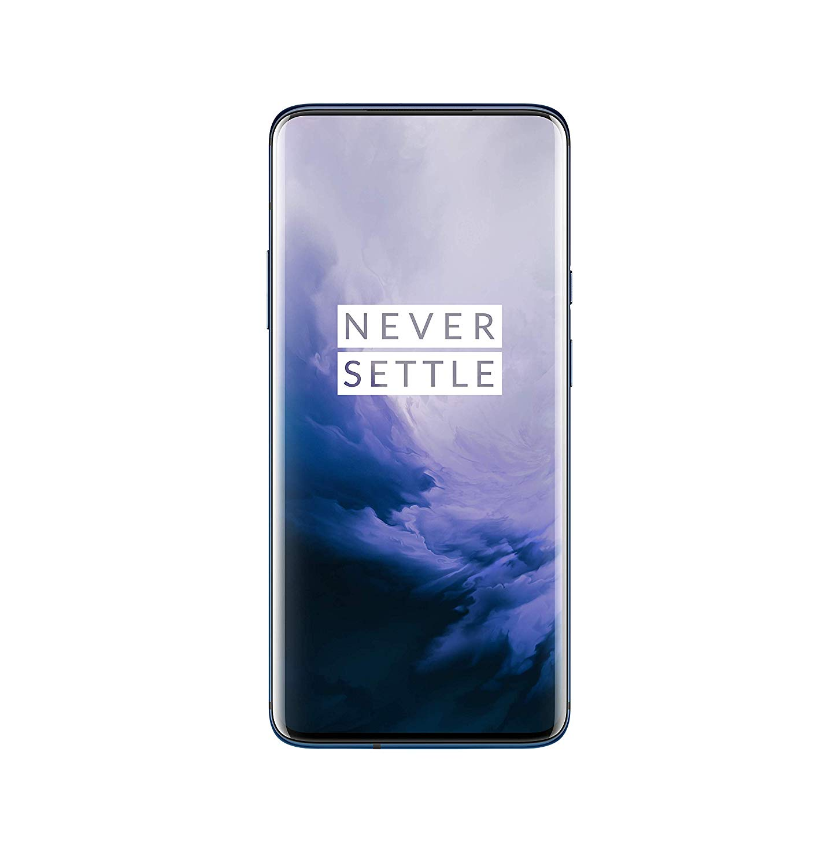 OnePlus 7 Pro - 256GB, 8GB RAM, 4G LTE - Nebula Blue