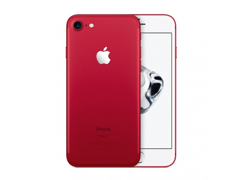 Apple iPhone 7 with FaceTime - 256GB, 4G LTE, Red