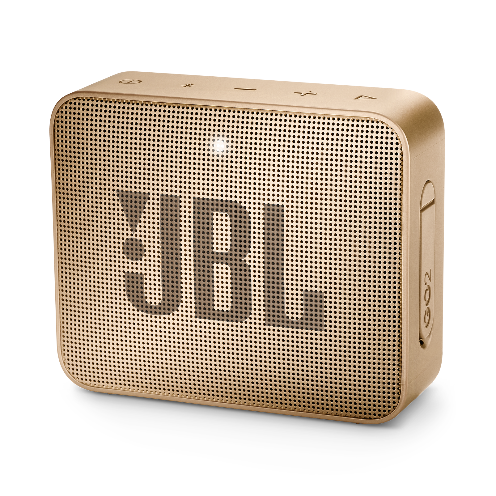 JBL GO 2 Portable Wireless Speaker - Champagne Gold (GO2-CGD)