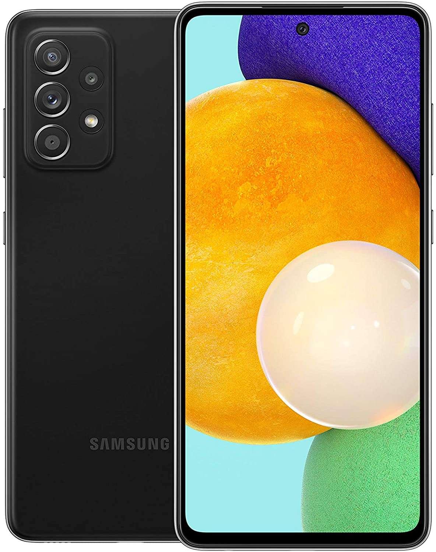 Samsung Galaxy A52 Dual SIM, 128GB 8GB RAM LTE  Black