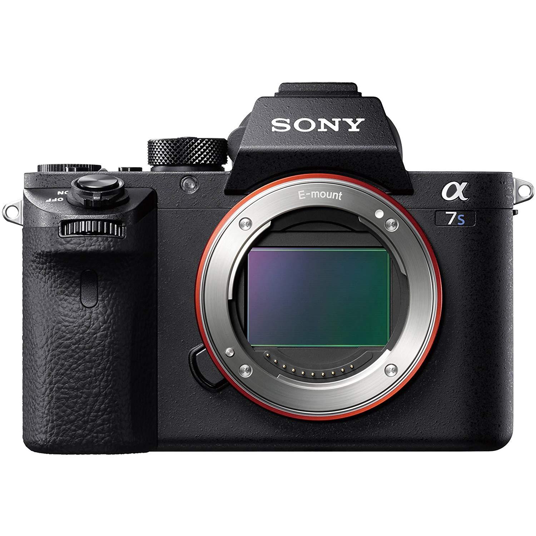 Sony Alpha a7S II Mirrorless Digital Camera Body Only (Black)
