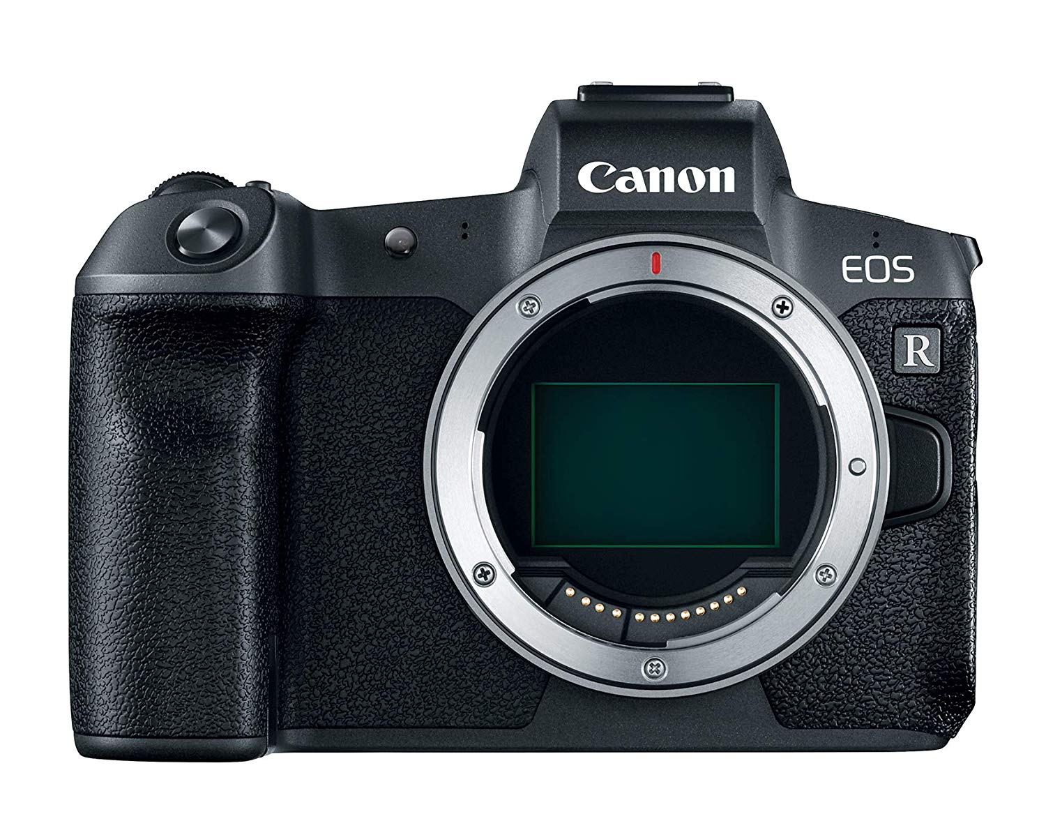 Canon EOS R Mirrorless Digital Camera Body Only (Black)