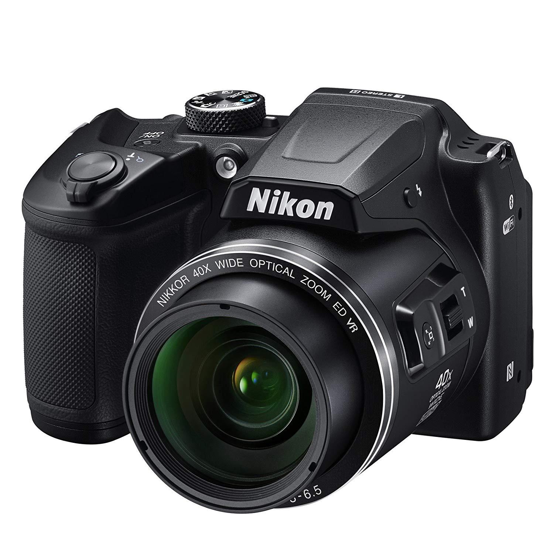 Nikon COOLPIX B500-16 Megapixel Compact Camera Black