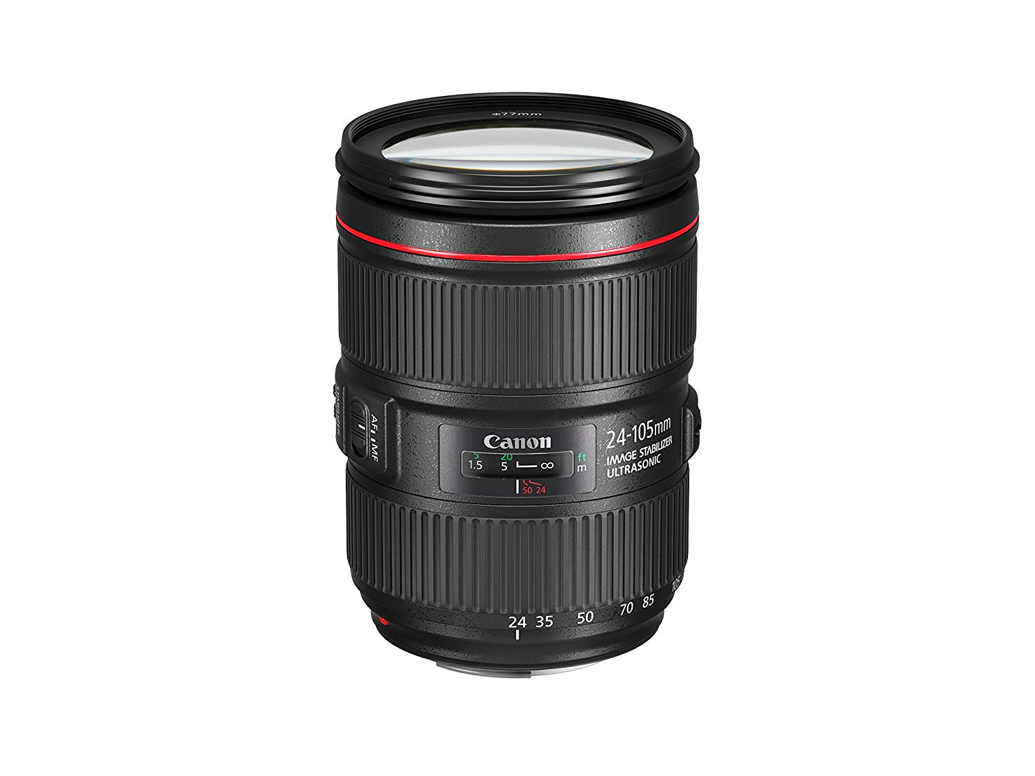 Canon EF 24-105mm f/4L IS II USM SLR Lens for Cameras