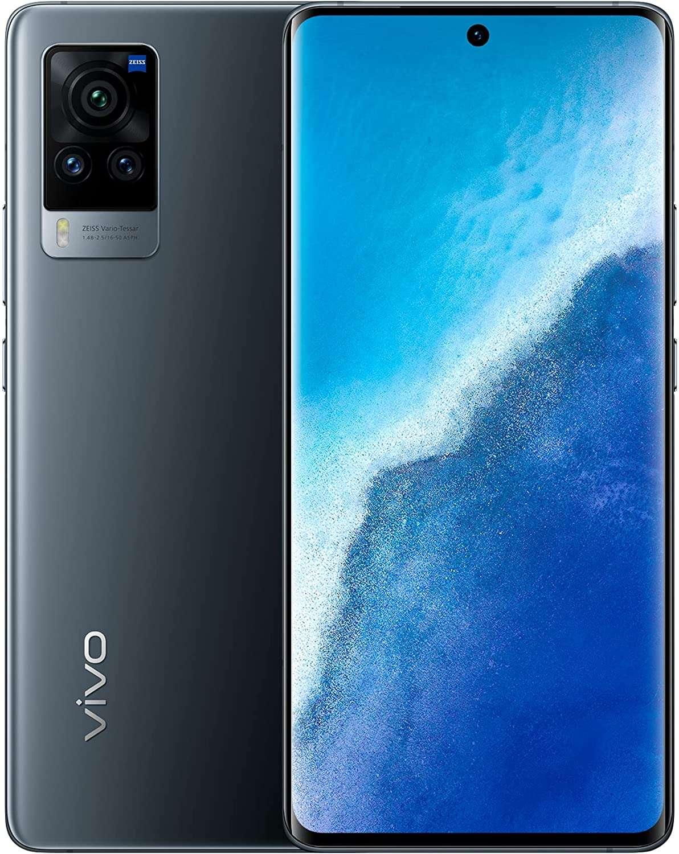 Vivo X60 Pro 5G Dual SIM 256GB 12GB RAM, Midnight Black