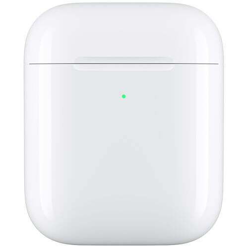 Apple Wireless Case For Airpods White (MR8U2)