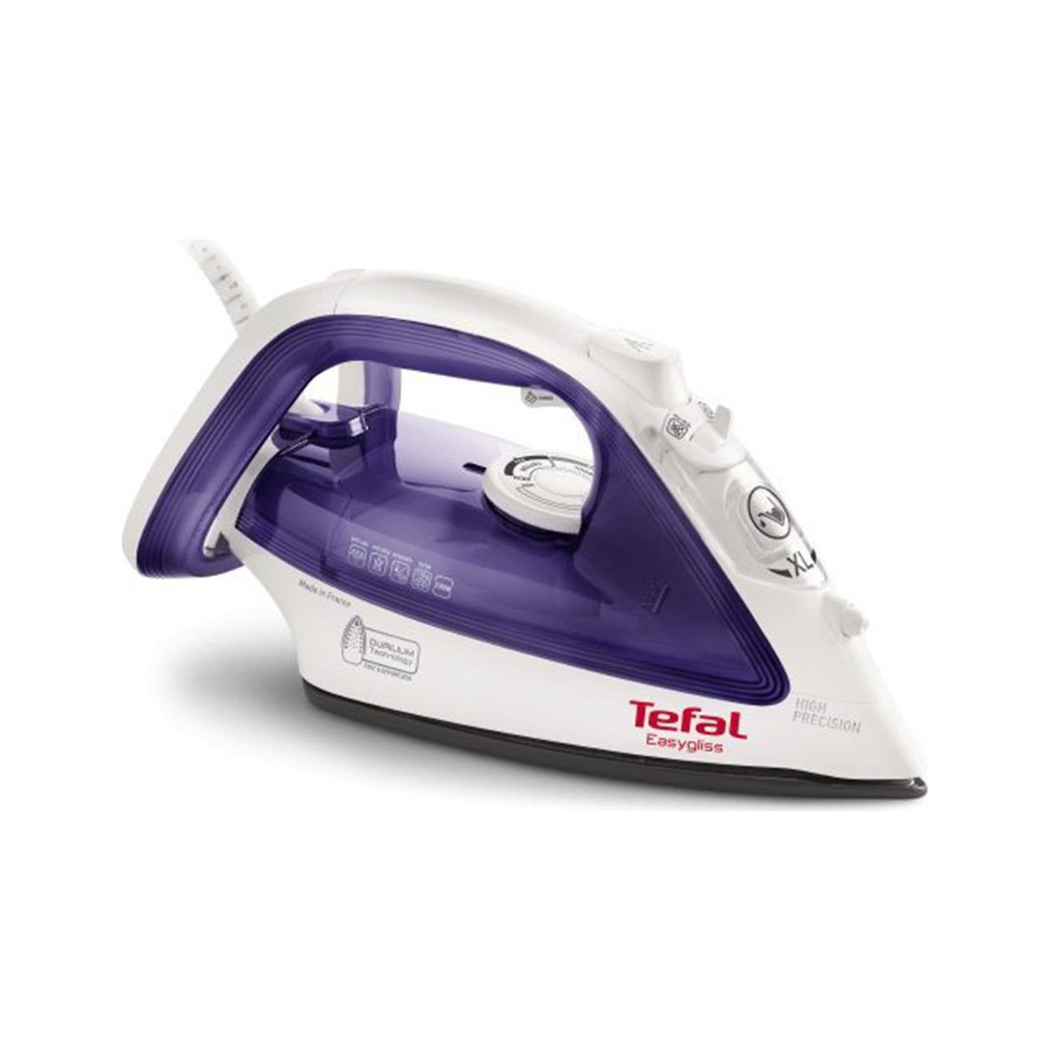 Tefal Steam Iron 2300W FV3915 Purple/White