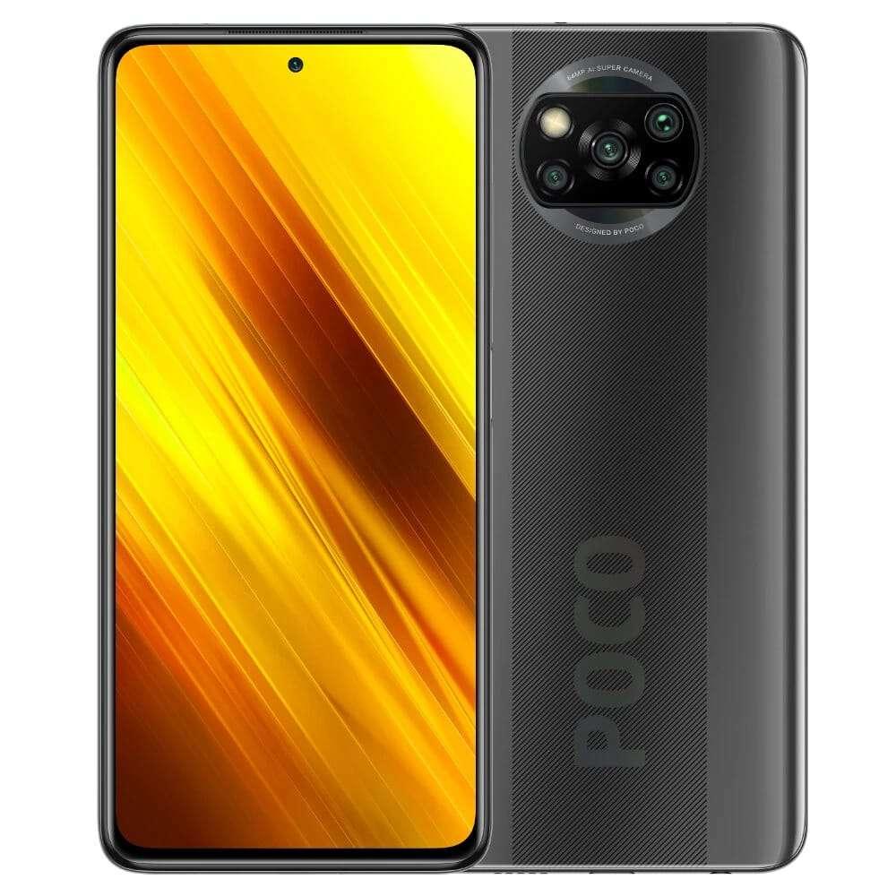 Xiaomi POCO X3 NFC Dual SIM, 128GB, 6GB RAM,  Shadow Gray, Global Version