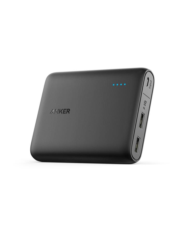 Anker PowerCore Battery 10400mAh - Black (A1214011)