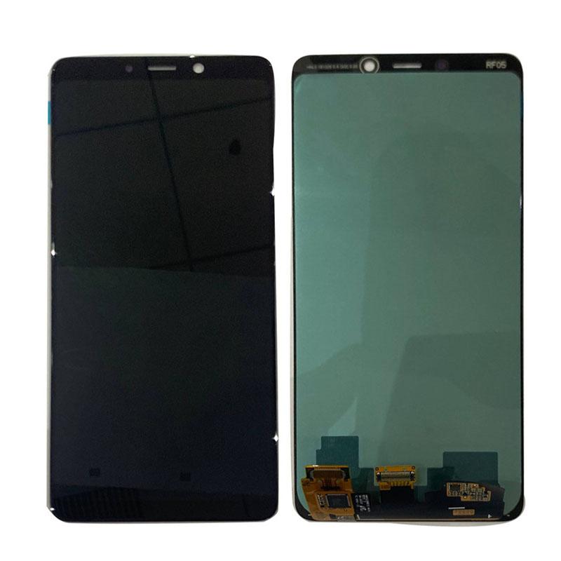 LCD+TOUCH SAMSUNG GALAXY A9 2018 A920 BLACK ORIGINAL 100%