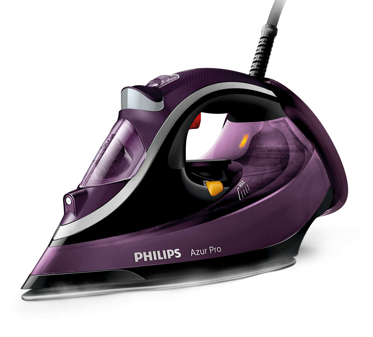 Philips Steam Iron 3000W GC4887 Purple