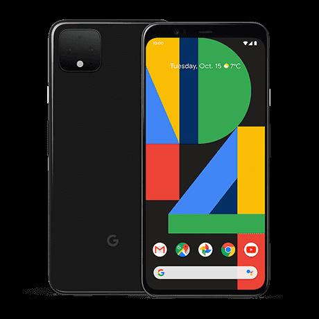 Google Pixel 4XL - 64GB 6GB RAM 4G LTE Just Black