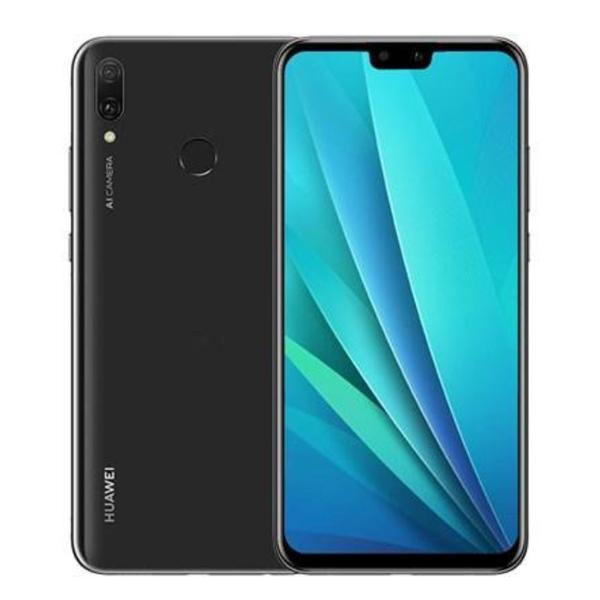 Huawei Y9 2019 Dual SIM - 128GB, 4GB RAM, 4G LTE, Black