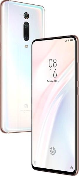 Xiaomi MI 9T Pro Dual SIM - 64GB, 6GB RAM- Global Versia Pearl White